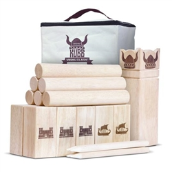 Kubb Viking Clash Regulation Size Set