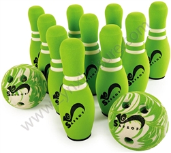 Children's Foam Bowling Set