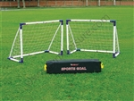 2 in 1 Portable Soccer Goal