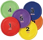 Soft Flying Disc Set