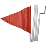 Collapsible Corner Flag Set