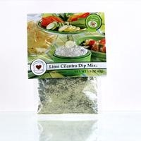 Lime Cilantro Dip Mix