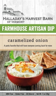 Caramelized Onion Artisan Dip