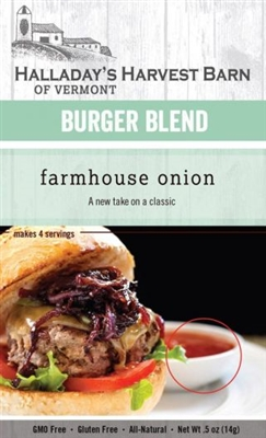 Farmhouse Onion Burger Blend