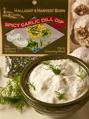 Spicy Garlic Dip