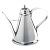 Stainless Steel 2 Cup Oil Can - elegant classic design
