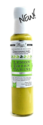 Lemon Green Tahini Dressing