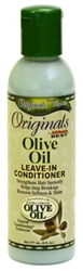 Africas Best Orig Olive Oil Leave-In 6oz (10387)<br><br><br>Case Pack Info: 12 Units