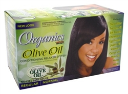 Africas Best Orig Relaxer Olive Oil Reg/Normal No-Lye (10390)<br><br><br>Case Pack Info: 12 Units