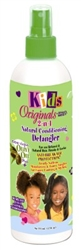 Africas Best Kids Orig 2-N-1 Detangler 12oz Pump (10428)<br><br><br>Case Pack Info: 12 Units
