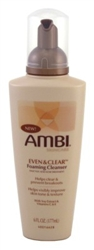Ambi Even & Clear Foaming Cleanser 6oz Pump (10839)<br><br><br>Case Pack Info: 24 Units