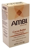 Ambi Cleansing Bar Soap Cocoa Butter 3.5oz (10846)<br><br><br>Case Pack Info: 24 Units