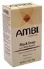 Ambi Cleansing Bar Soap Black With Shea Butter 3.5oz (10847)<br><br><br>Case Pack Info: 24 Units