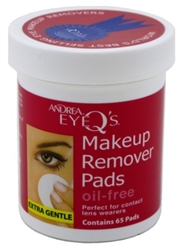 "Andrea Eye Q'S 65 Count Oil Free White (11140)<br><span style=""color:#FF0101"">(ON SPECIAL 15% OFF)</span style><br><span style=""color:#FF0101""><b>Buy 6 or More = Special Price $2.58</b></span style><br>Case Pack Info: 72 Units"