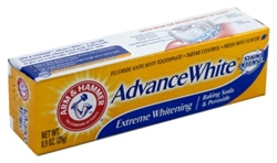 Arm & Hammer Toothpaste Adv X-Treme Whitening 0.9oz (12 Pieces) (11727)<br><br><br>Case Pack Info: 6 Units