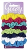 Goody #24856 Ouchless Jersey Scrunchies 8 Count (4 Pieces) (12516)<br><br><br>Case Pack Info: 18 Units