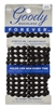 Goody #16132 Ouchless Forever Elastics 10 Count Black (3 Pieces) (12524)<br><br><br>Case Pack Info: 24 Units