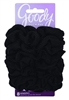Goody #37027 Ouchless Scrunchies 8 Count Black (3 Pieces) (12543)<br><br><br>Case Pack Info: 24 Units