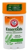 Arm & Hammer Deodorant 2.5oz Essentials Fresh (Wide) (13443)<br><br><br>Case Pack Info: 12 Units