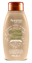 Aveeno Conditioner Oat Milk Blend 12oz (Moisture) (13946)<br><br><br>Case Pack Info: 4 Units