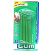 Gum Go Between 4 Count (6 Pieces) Flossers (15167)<br><br><br>Case Pack Info: 24 Units