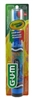 "Gum Toothbrush Crayola Power With Stickers (15191)<br><br><span style=""color:#FF0101""><b>Buy 12 or More = $5.60</b></span style><br>Case Pack Info: 24 Units"