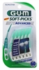 Gum Soft Picks 60 Count Advanced On The Go Case (6 Pieces) (15262)<br><br><br>Case Pack Info: 24 Units