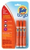 Tide To Go Stain Pens 3 Count (15801)<br><br><br>Case Pack Info: 6 Units