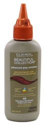 "Clairol Beautiful Ags Coll. #4R Mahogany Red Brown 3oz (16288)<br><span style=""color:#FF0101"">(ON SPECIAL 15% OFF)</span style><br><span style=""color:#FF0101""><b>Buy 12 or More = Special Price $3.62</b></span style><br>Case Pack Info: 48 Units"