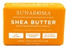 Sunaroma Soap Bar Shea Butter 8oz (17049)<br><br><br>Case Pack Info: 36 Units