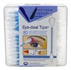 Victoria Vogue Eye-Deal Tips 80 Count (6 Pieces) (17367)<br><br><br>Case Pack Info: N/A