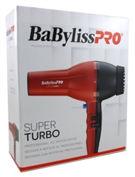 "Babyliss Pro Dryer 2000 Watt Super Turbo (17580)<br> <span style=""color:#FF0101"">(ON SPECIAL 11% OFF)</span style><br><span style=""color:#FF0101""><b>3 or More=Special Unit Price $36.69</b></span style><br>Case Pack Info: 6 Units"