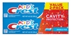 Crest Toothpaste 4.6oz Kids 2-Pack Cavity Protection (18793)<br><br><br>Case Pack Info: 12 Units