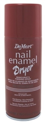 "Demert Nail Enamel Dryer Spray 7.5oz (19750)<br><span style=""color:#FF0101"">(ON SPECIAL 17% OFF)</span style><br><span style=""color:#FF0101""><b>12 or More=Special Unit Price $2.16</b></span style><br>Case Pack Info: 12 Units"