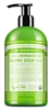 "Dr. Bronners Organic Sugar Soap 12oz Lemongrass Lime Pump (20169)<br><br><span style=""color:#FF0101""><b>12 or More=Unit Price $5.96</b></span style><br>Case Pack Info: 12 Units"
