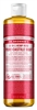 "Dr. Bronners Rose 16oz Castile Soap (20172)<br><br><span style=""color:#FF0101""><b>12 or More=Unit Price $6.61</b></span style><br>Case Pack Info: 12 Units"