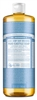 "Dr. Bronners Baby Mild Unscented 32oz Castile Soap (20174)<br><br><span style=""color:#FF0101""><b>12 or More=Unit Price $10.68</b></span style><br>Case Pack Info: 12 Units"