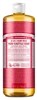 "Dr. Bronners Rose 32oz Castile Soap (20176)<br><br><span style=""color:#FF0101""><b>12 or More=Unit Price $10.68</b></span style><br>Case Pack Info: 12 Units"