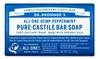 "Dr. Bronners Bar Peppermint 5oz Soap (20200)<br><br><span style=""color:#FF0101""><b>Buy 12 or More = $2.85</b></span style><br>Case Pack Info: 72 Units"