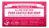 "Dr. Bronners Bar Rose 5oz Soap (20205)<br><br><span style=""color:#FF0101""><b>Buy 12 or More = $2.85</b></span style><br>Case Pack Info: 72 Units"