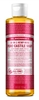 "Dr. Bronners Rose 8oz Castile Soap (20232)<br><br><span style=""color:#FF0101""><b>12 or More=Unit Price $4.38</b></span style><br>Case Pack Info: 24 Units"