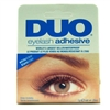 Duo Eyelash Striplash Adhesive White/Clear 0.25oz (6 Pieces) (20510)<br><br><br>Case Pack Info: 1 Unit