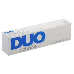 "Duo Adhesive 0.5oz (20511)<br><br><span style=""color:#FF0101""><b>Buy 12 or More = $4.71</b></span style><br>Case Pack Info: 48 Units"