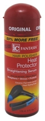 Fantasia Serum 6oz Polisher Heat Protector Straightening (21542)<br><br><br>Case Pack Info: 6 Units