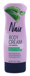 "Nair Hair Remover Lotion Aloe & Lanolin 9oz (24396)<br><br><span style=""color:#FF0101""><b>Buy 12 or More = $4.61</b></span style><br>Case Pack Info: 12 Units"