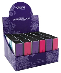 Diane Shinin' Blocks 4-In-1 (24 Pieces) (26313)<br><br><br>Case Pack Info: 24 Units