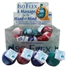 Isoflex For Stress Relief And Hand Exercise Marblized (24 Pieces) (27640)<br><br><br>Case Pack Info: 1 Unit