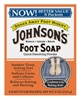 Johnsons Foot Soap Powder 8 Count (28204)<br><br><br>Case Pack Info: 12 Units