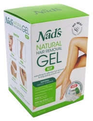 "Nads Hair Removal Gel Kit 6oz Gel (31386)<br><br><span style=""color:#FF0101""><b>Buy 12 or More = $13.75</b></span style><br>Case Pack Info: 3 Units"