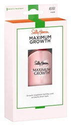 "Sally Hansen Maximum Growth Treatment Clear 0.45oz (33912)<br><br><span style=""color:#FF0101""><b>Buy 12 or More = $3.91</b></span style><br>Case Pack Info: 48 Units"